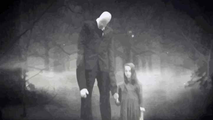 slenderman-with-child