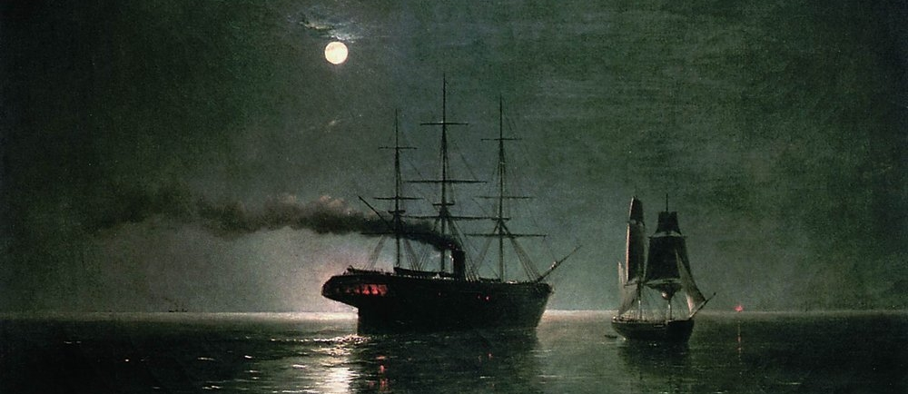 two+ships+passing+in+the+night