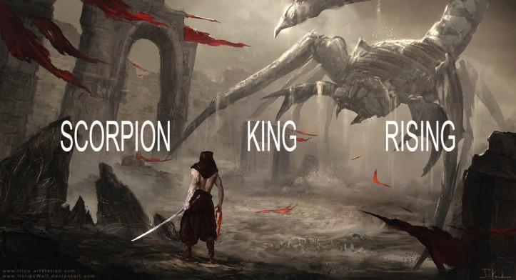 scorpionkingrising