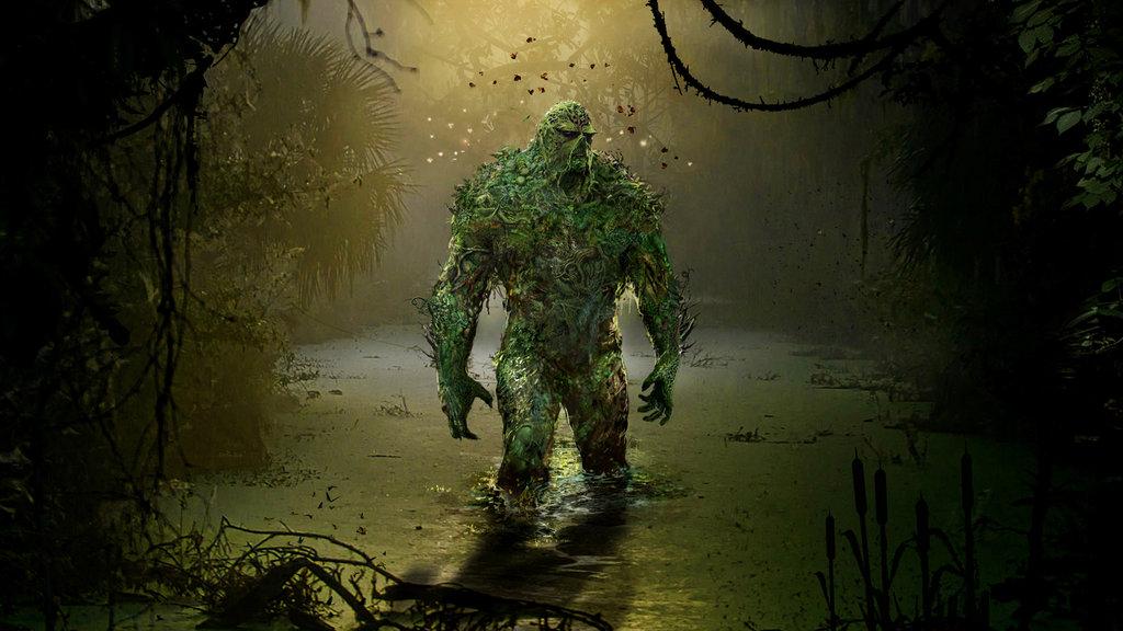 swamp-thing