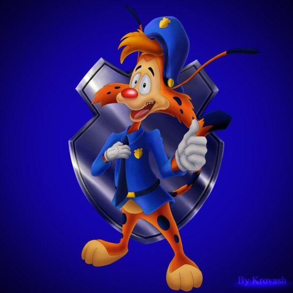 Bonkers-Disney-Cartoon_Character-weird_illustrations
